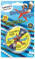 Immagine di Stretch Magic Elast- Gummi Durchmesser 0.5mm auf 25m Rolle, Immagine 1