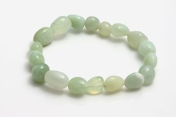 Bild von China Jade Nuggets Crazy Armband